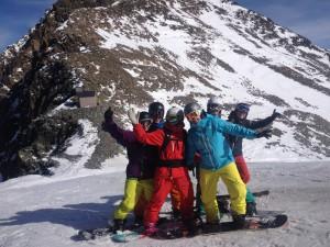 Snowboard ausbilder