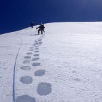 Snowboard alpinisme
